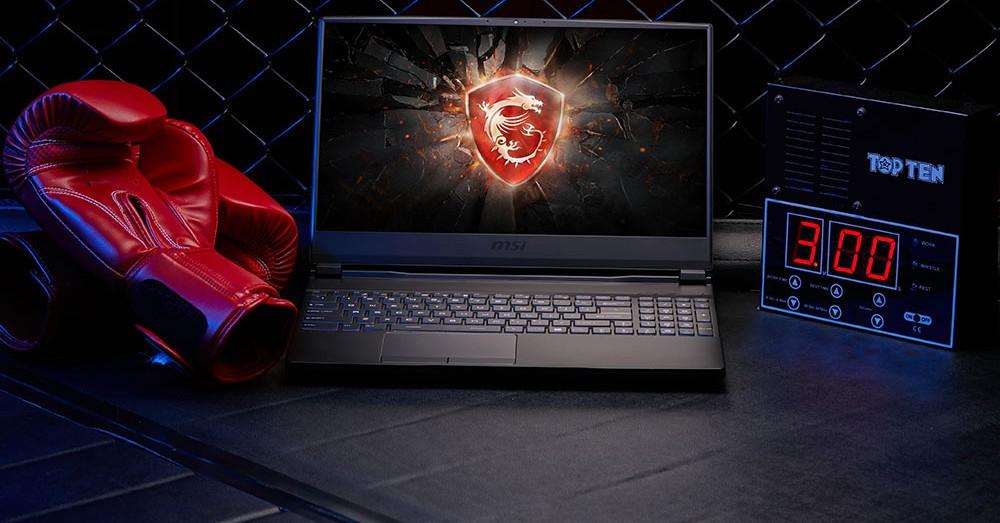 Лучшие игровые ноутбуки MSI 2020: наш обзор