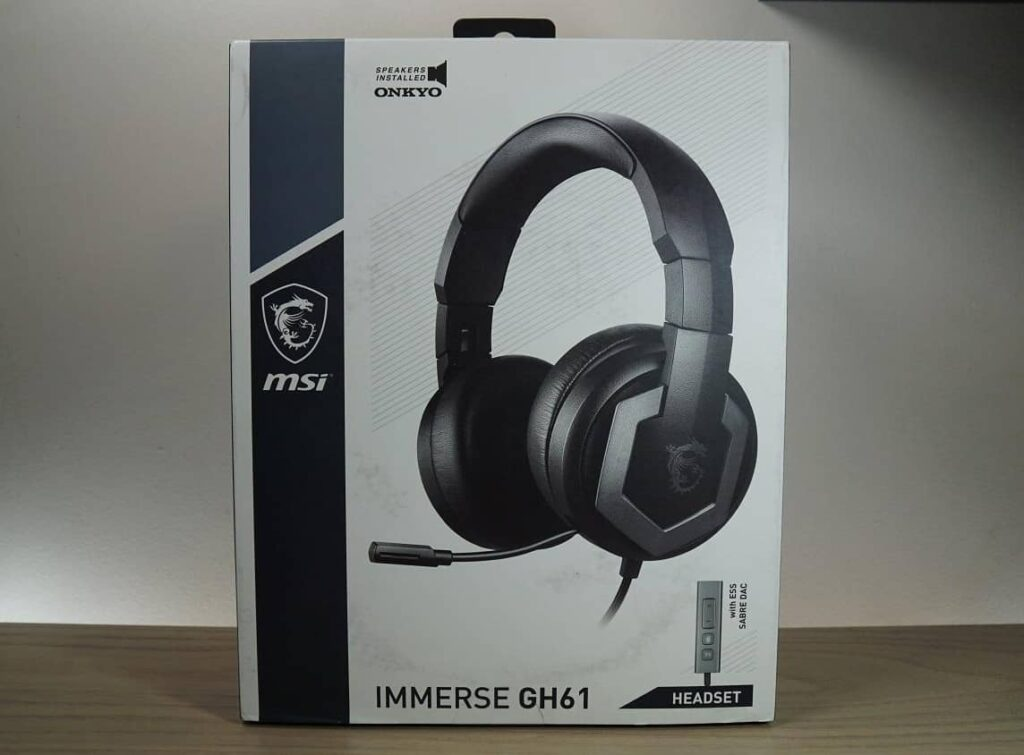 MSI Immerse GH61