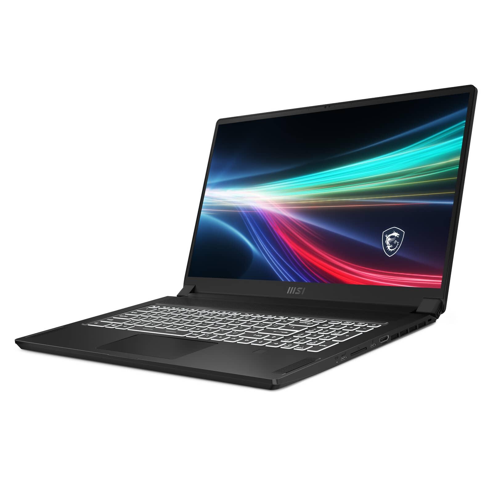 MSI Creator 17 обновлен с процессорами Intel Tiger Lake-H, мини-светодиодным экраном и многим другим
