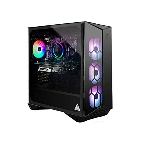 MSI Aegis R 10TC-083US VR-Ready Gaming Desktop Computer