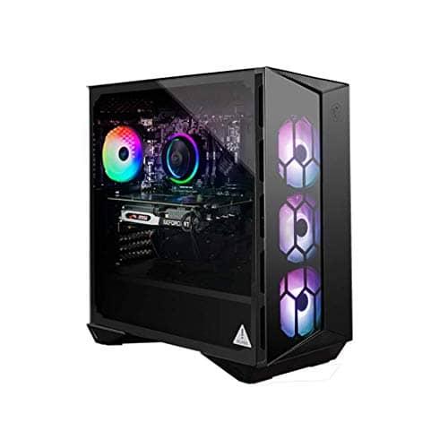 MSI Aegis R 10TC-087US VR-Ready Gaming Desktop Computer