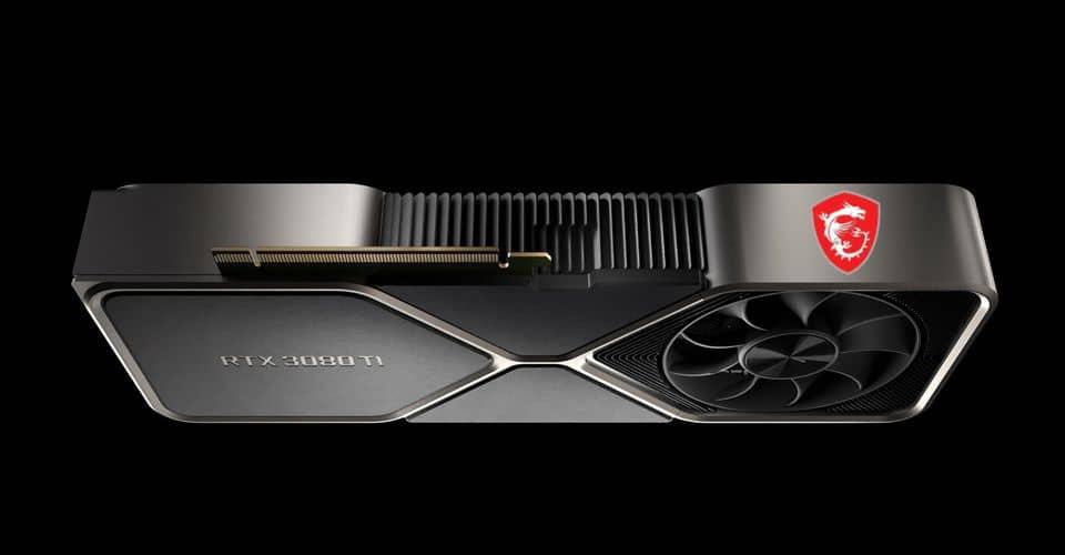 MSI, возможно, готовится к выпуску новой видеокарты RTX 3080 Ti