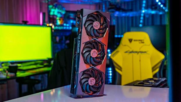 MSI GeForce RTX 3070 Ti SUPRIM X