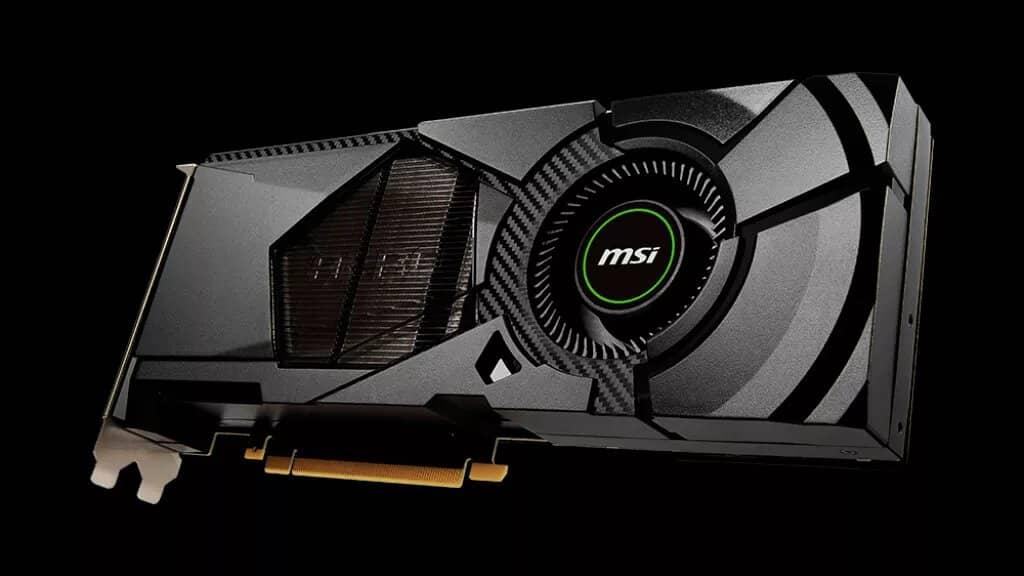 MSI выпустила свой первый графический процессор Nvidia CMP 50HX для майнинга
