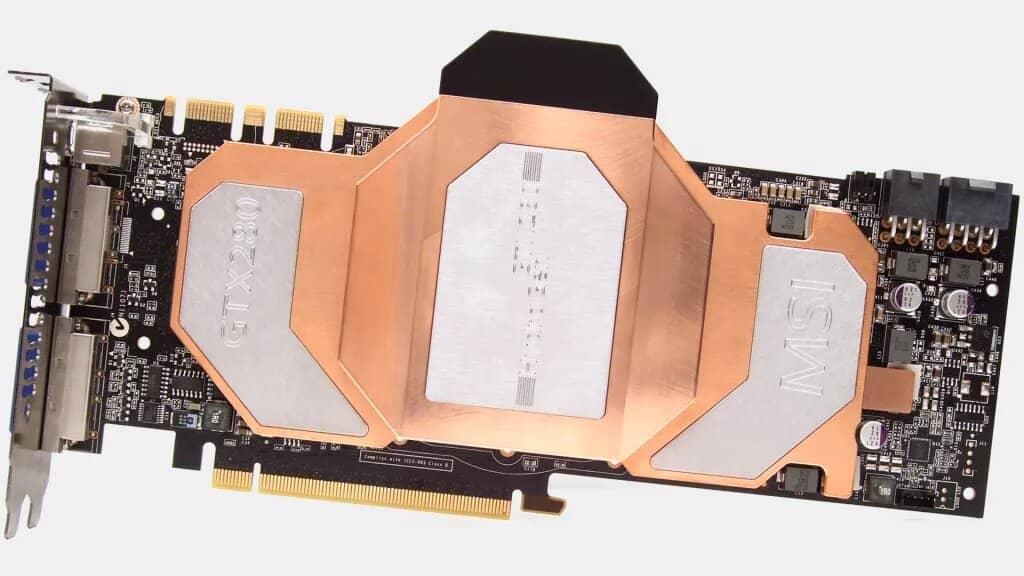 MSI GeForce RTX 3090 HydroGen