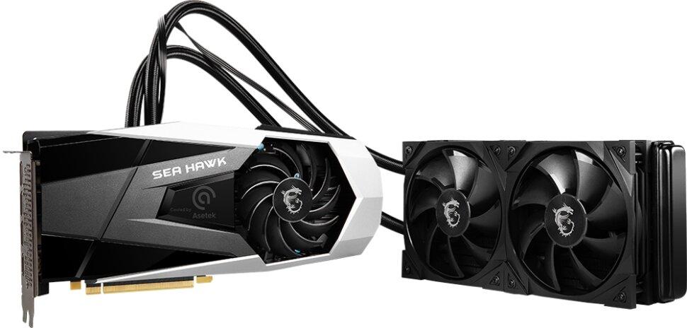 GeForce RTX 3080 Sea Hawk
