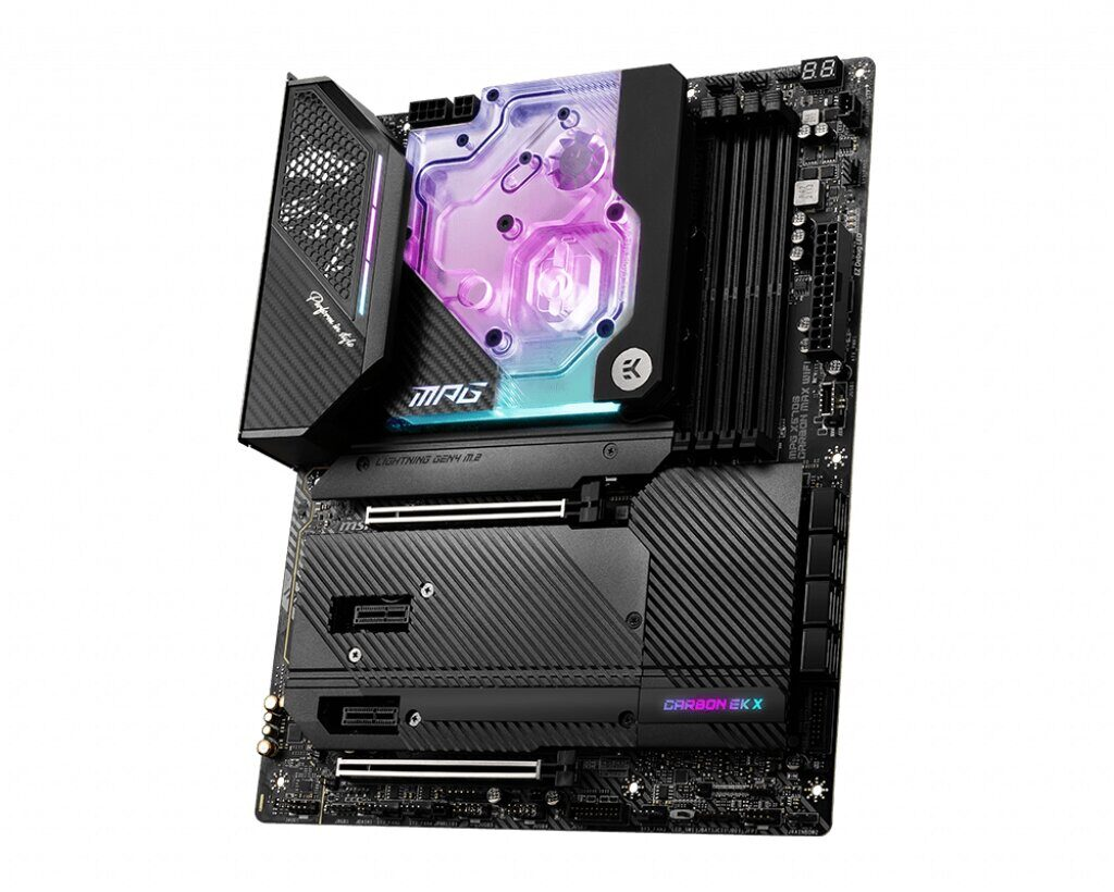 MSI Unleashes Full AMD X570S Motherboard