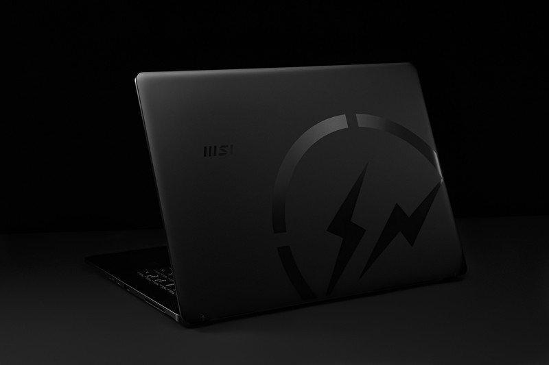 MSI сотрудничает с «крестным отцом уличной моды» для создания ограниченной серии ноутбуков Creator Z16