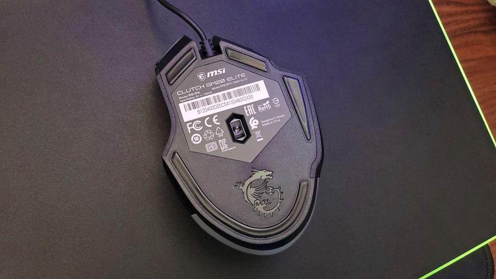 Обзор MSI Clutch GM20 Elite: Доступный, но непримечательный