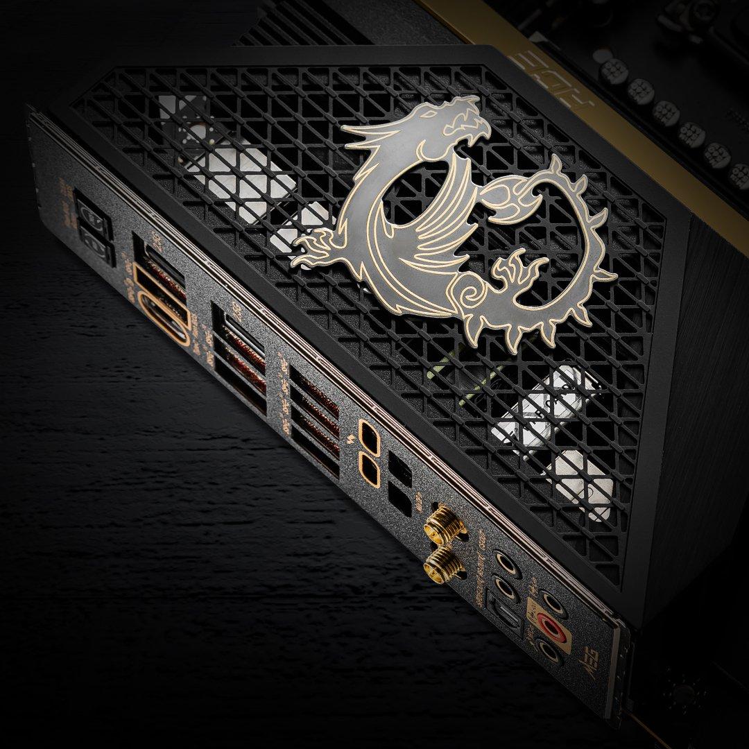 Материнские платы MSI MEG Z690 будут оснащены инструментом диагностики разгона BIOS 'CPU Force 2' для процессоров Intel Alder Lake