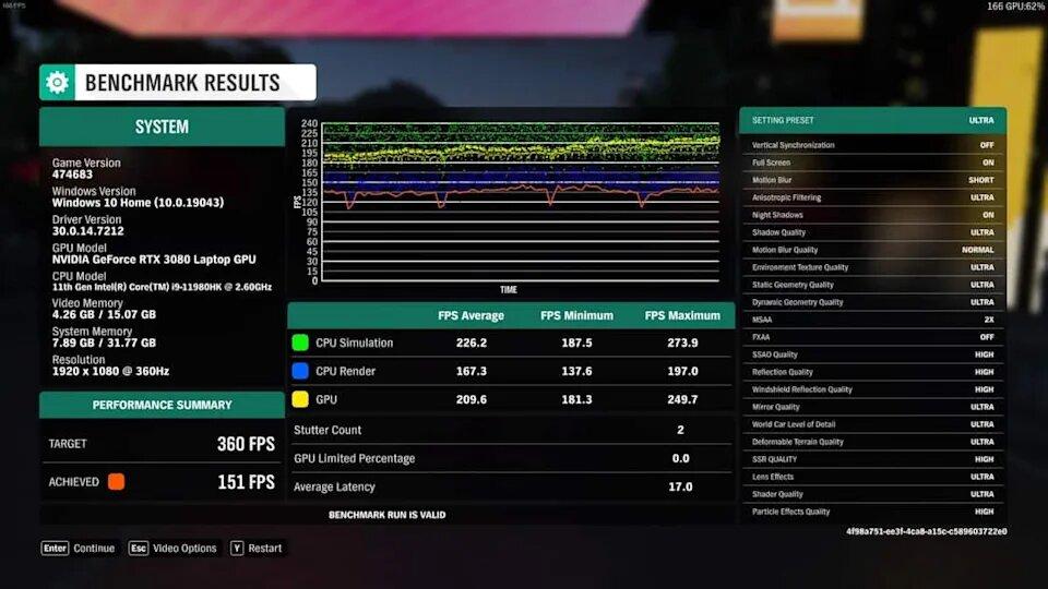 Review MSI's GE76 RaiderH