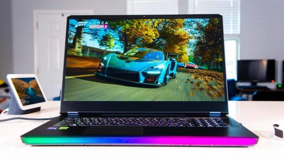 Обзор: Ноутбук MSI GE76 Raider обеспечивает безумно высокую частоту игрового процесса